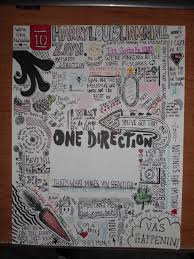 one direction paper by zanekun on  one direction paper by zanekun