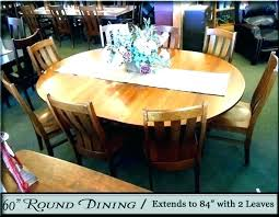 inch round kitchen table charming stupendous dining tables top glass 60 retro 60s and chairs farm cm white