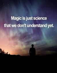 Science Quotes Best Magic And Science Quote Punk Rock Scientist