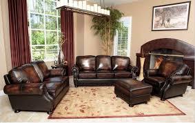 abbyson living ellis 4 piece sofa set