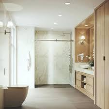 vigo shower doors. Vigo Shower Doors Chrome Adjustable Sliding Door Home Depot