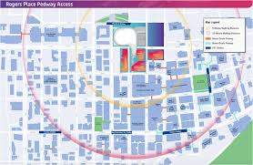 Rogers Place Seating Chart Rogers Place Parking Guide Tips Deals Maps Spg