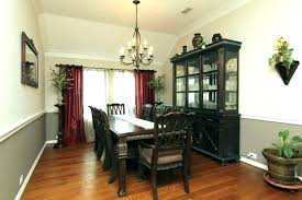dining room paint ideas with chair rail dining room paint ideas with chair rail chair railing