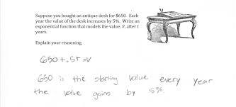 writes a linear equation