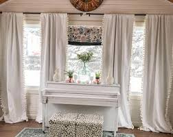 Bedroom curtains   Etsy