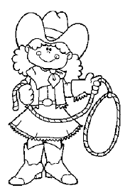 Cowboys And Indians Coloring Pages Cowboy Coloring Pages