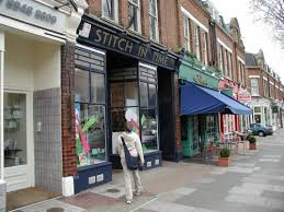 The Traveling Quilter: Quilt Shops in Greater London & ... quilt shop, Stitch in Time, is also located in Kew only a short  distance from the train station. We decided to do this on the day of the  royal funeral ... Adamdwight.com
