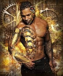 Neoxian's Wonderful and Gritty Cyberpunk Writing Contest : Cyberpunk Real  Fictitious Phenomena — Steemit
