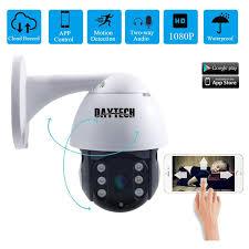 <b>DAYTECH</b> Outdoor <b>IP</b> Camera 1080P <b>2MP</b> HD <b>WiFi</b> Waterproof ...