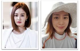 unlike other actresses it wasn t kim tae hee who looked for opportunity to bee an icon it was the opportunity itself that came before her