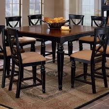Hillsdale Dining Table Shop Hillsdale Furniture Northern Heights Black Square Dining