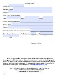 Free Mobile County, Alabama Bill Of Sale Form | Pdf | Word (.doc)