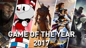 Image result for Game of the year 2017 list