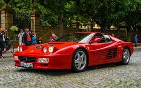 First released in 1984, the testarossa car is iconic. Ferrari Testarossa Iconic 80s Sportscar