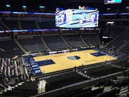 Fedex Forum Section P9 Memphis Grizzlies Rateyourseats Com