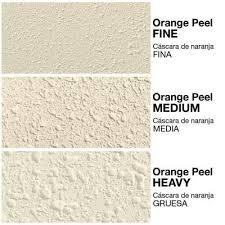 orange l wall texture