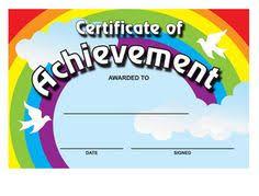 Kids Award Certificate Certificate Template For Kids Free Certificate Templates