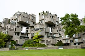 Prefabricated Versus Conventional Building The Battle For The Future  Habitat67 In Montreal Canada Is An Iconic
