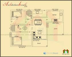 1000 sq ft duplex house plans indian style