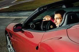 Tv tickets fashion giorgio piola jobs. The Man Who Test Drives Ferraris Wsj