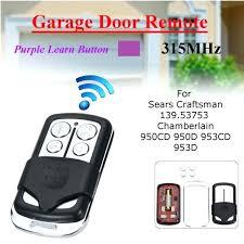 garage door opener transmitter garage door remote transmitter for sears craftsman garage door remote control transmitter garage door opener