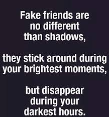 Quotes About Fake Friendship Amazing Top 48 Quotes On Fake Friends And Fake People