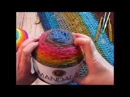 Lion Brand Mandala Yarn Patterns Stunning Pine Notes Crochet New Yarn Review Of Mandala Yarn By Lion Brand