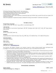 java programmer resume sample ideas collection cover letter for software  developer 3 year experience in layout