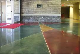 colored concrete floors. Colored Concrete Flooring Floors