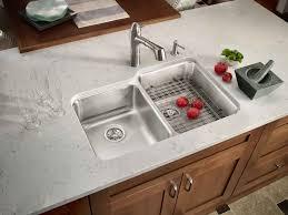 Stunning Stainless Steel Undermount Kitchen Sinks Undermount Kitchen