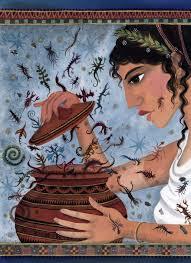 pandora s box mythology the evil wiki fandom powered by wikia