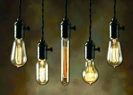 picturesque edison bulbs lighting hanging bulbs pendant light creative industrial edison light bulb chandelier uk
