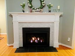 painting slate fireplace hearth