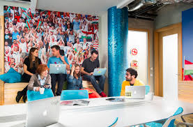 tanners dream office good layout. Google Office Photos 13 Google. Photo Via Behance/google Tanners Dream Good Layout I