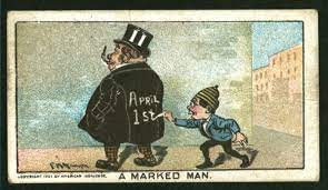 Shameless Urchins and Mighty Frauds: 19th Century Views of April Fools Day  - The Bowery Boys: New York City History