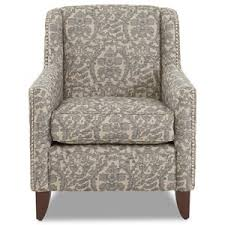 cloth chairs furniture. Klaussner Chairs And Accents Lexington Avenue Chair Cloth Furniture T