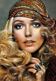 headscarves were very por during the 70s they may be worn for a variety of
