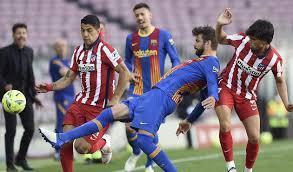 Barcelona vs Atlético Madrid: tabla de posiciones de la liga española
