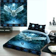 gothic comforter bedding set bedding sets stokes awaken your magic king size duvet cover set us gothic comforter