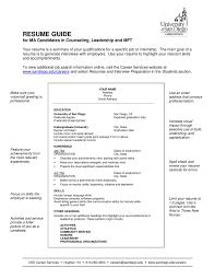 Resume Guide - University Of San Diego Pages 1 - 10 - Text Version ...