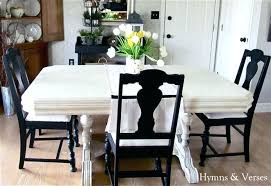 innovation ideas redo dining room chairs chalk paint table before the purple painted lady indigo furniture innovative