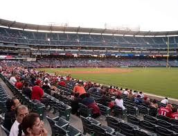Angel Stadium Of Anaheim Section 130 Seat Views Seatgeek