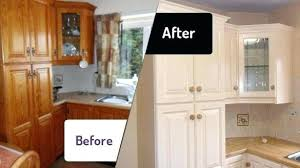 Paint Kitchen Cabinets Before And After Extraordinary Spray Paint Kitchen Cabinets Stylish Nice Awesome Best Painted