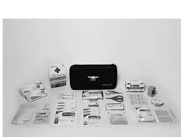 2018 genesis accessories.  2018 2018 hyundai genesis g90 first aid kit premium  diagram za001608zz in genesis accessories