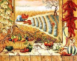 kitchen paintingsChili Pepper Kitchen Decor  Southwestern Art Prints  Home Decor