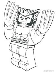 Lego Deadpool Coloring Pages Coloring Pages To Print Images Coloring
