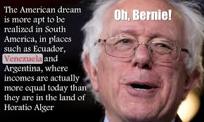 Bernie Sanders Quotes Mesmerizing Oh Bernie This Quote Really Aged Poorly Just Ask Venezuela