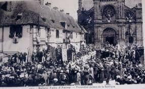 Sainte-Anne-d'Auray : Histoire, Patrimoine, Noblesse (commune du canton d' Auray)