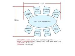 six seater dining table size size of dining table size of dining table decor of seat