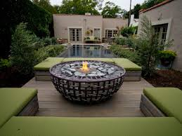 How To Installing A Fire Pit  HGTVCan I Build A Fire Pit In My Backyard